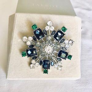 Talbots Gemstones Brooch